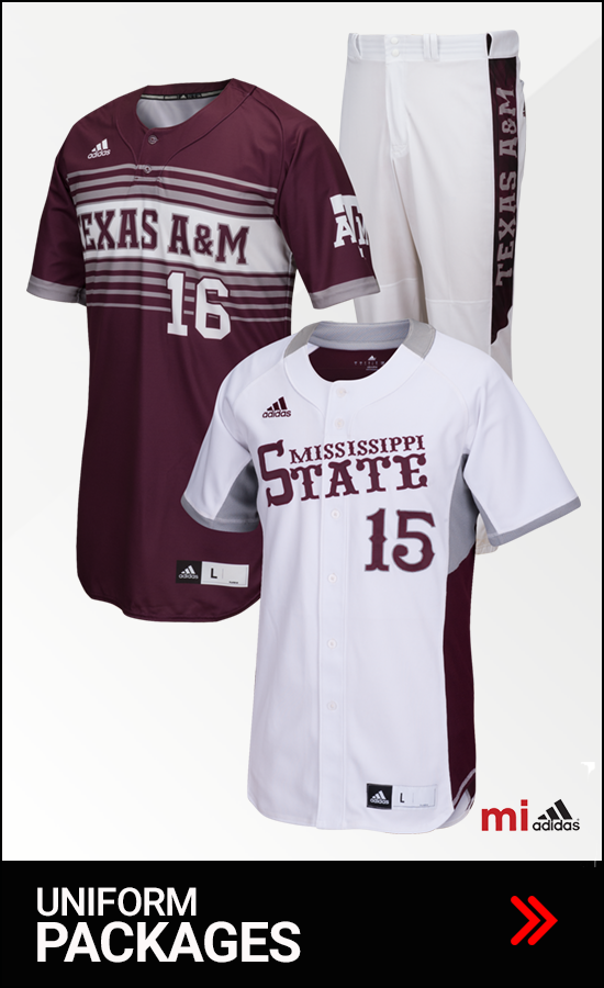 Adidas Men's Baseball Uniform Packages