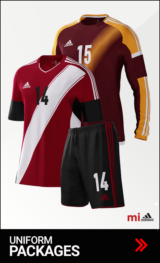 Adidas Youth Soccer Uniform Packages