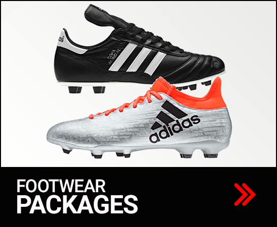 Adidas Soccer Footwear Packages