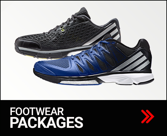 Adidas Volleyball Footwear Packages