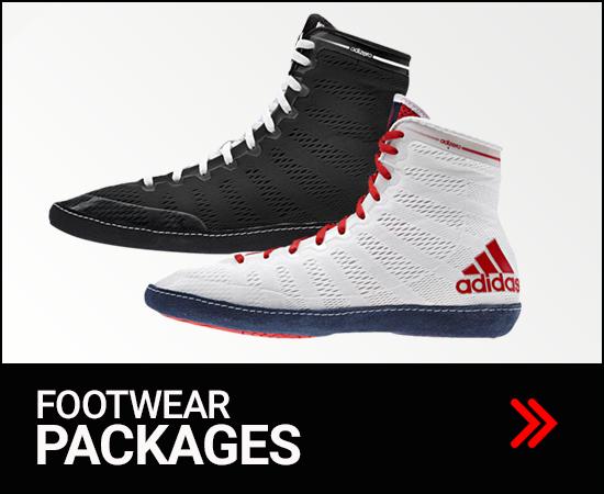 Adidas Wrestling footwear