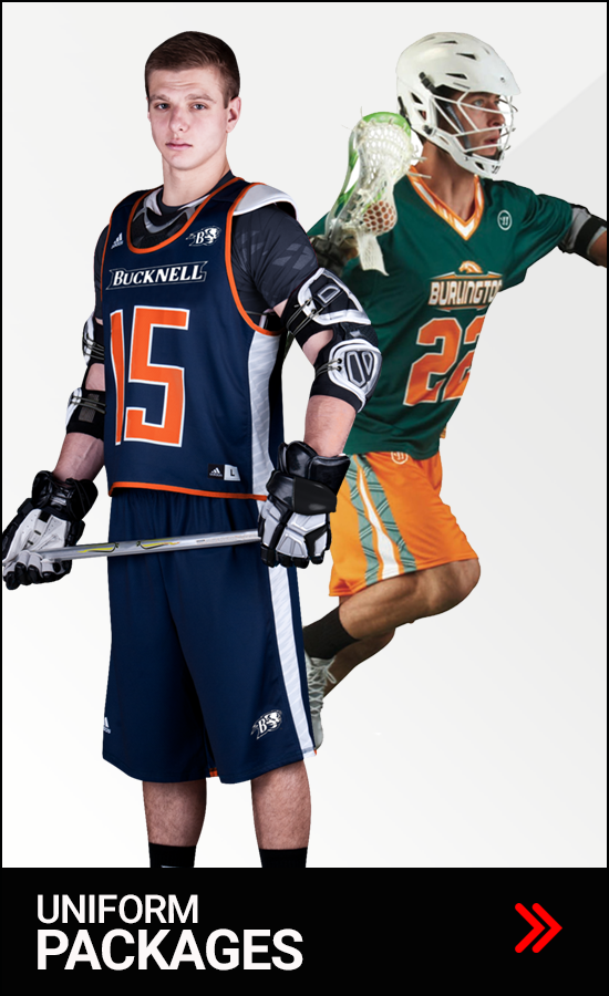 Adidas Men's Lacrosse Uniforms