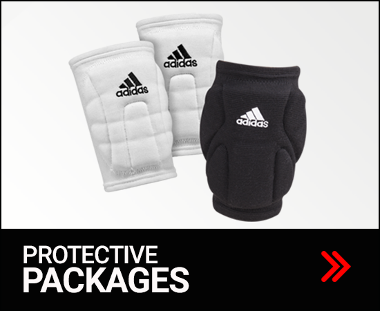 Adidas Volleyball Protective Packages