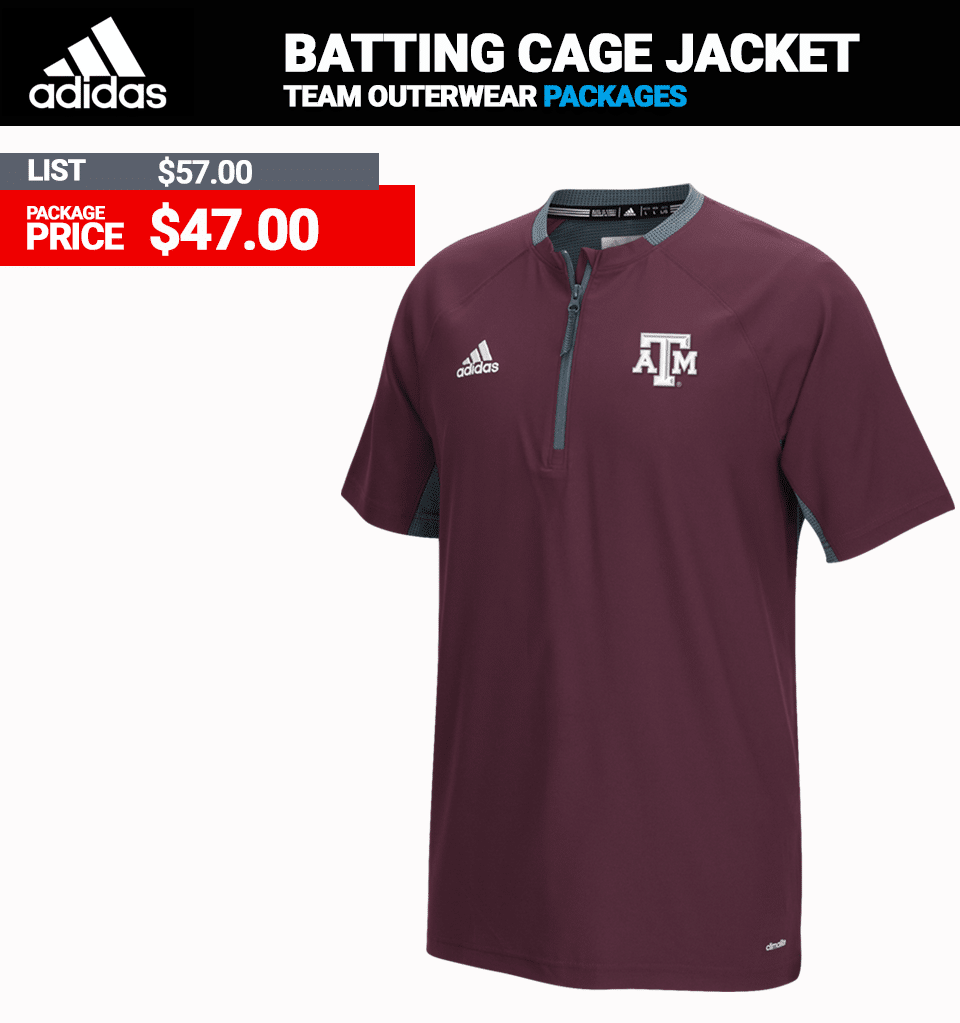 Adidas Batting Cage Jacket