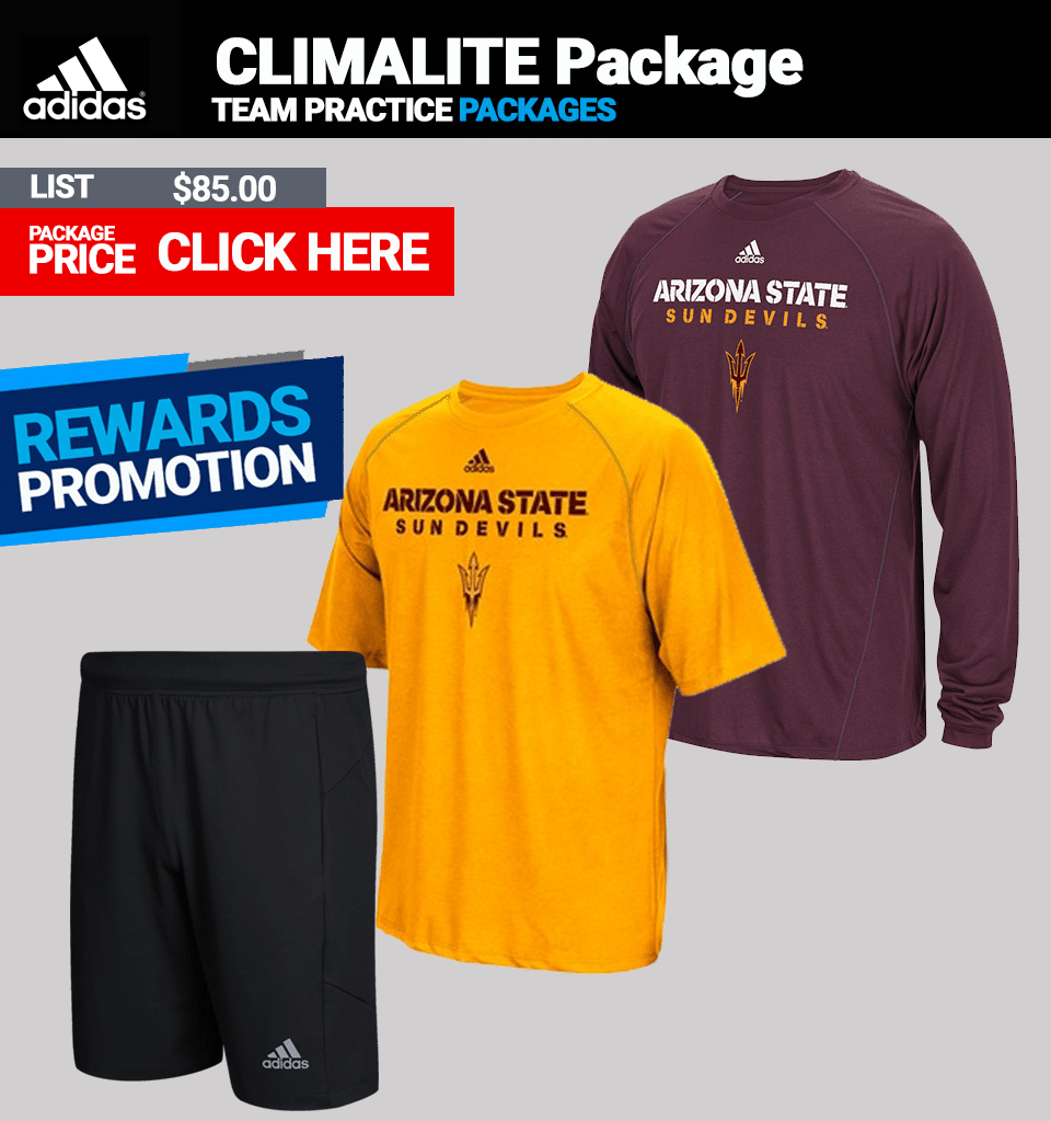 Adidas Climalite Practice Package