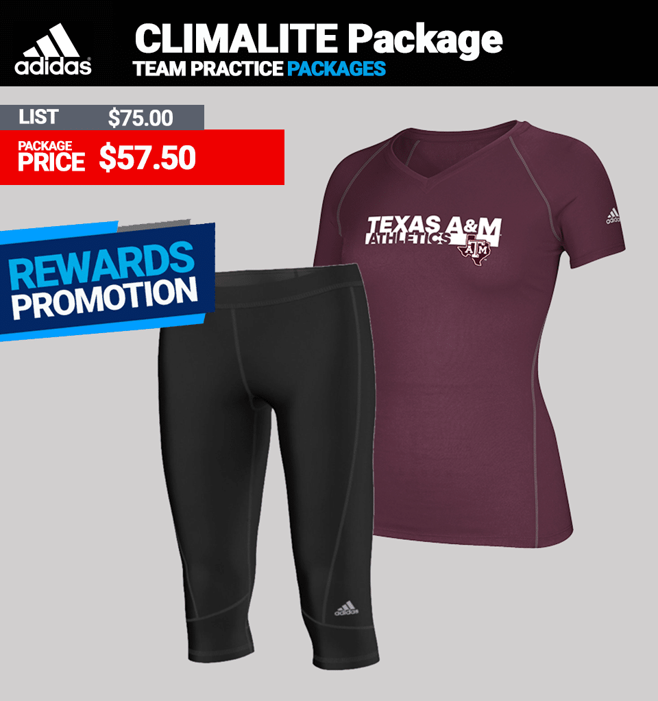 Adidas Climalite Practice Package Womens