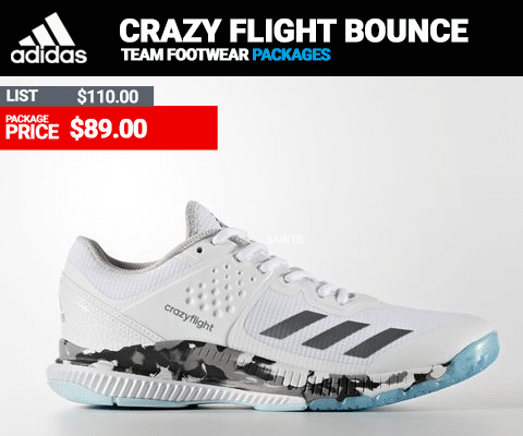 Adidas Crazy Bounce Volleyball Shoes