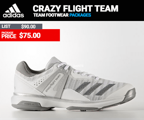 Adidas Crazy Flight Team Volleyball Shoe