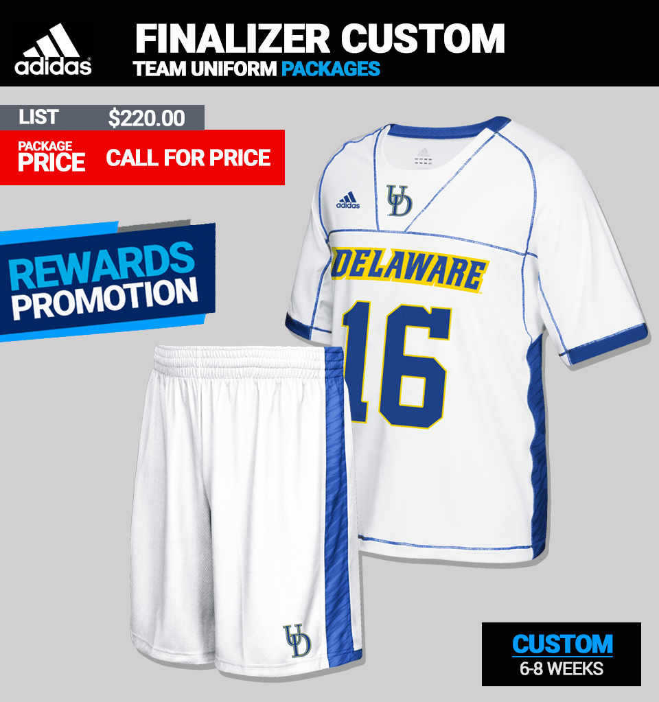 Adidas Finalizer Mens Lacrosse Package