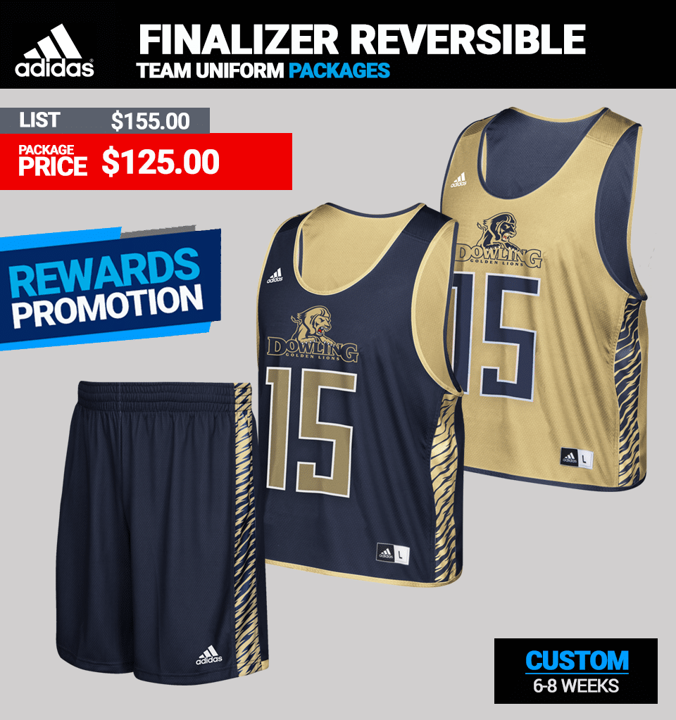 Adidas Finalizer Reversible Mens Lacrosse Package