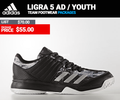 Adidas Ligra 5 Volleybal Shoes
