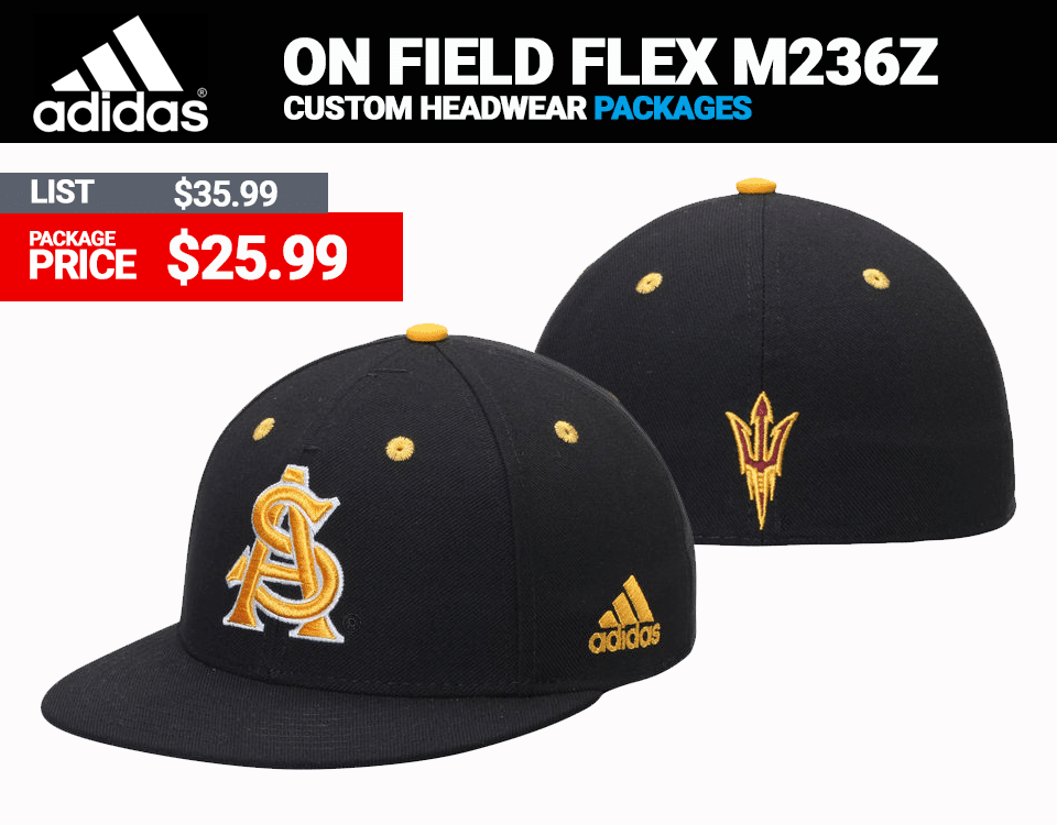 Adidas On Field M236Z Flex Fit Baseball Cap