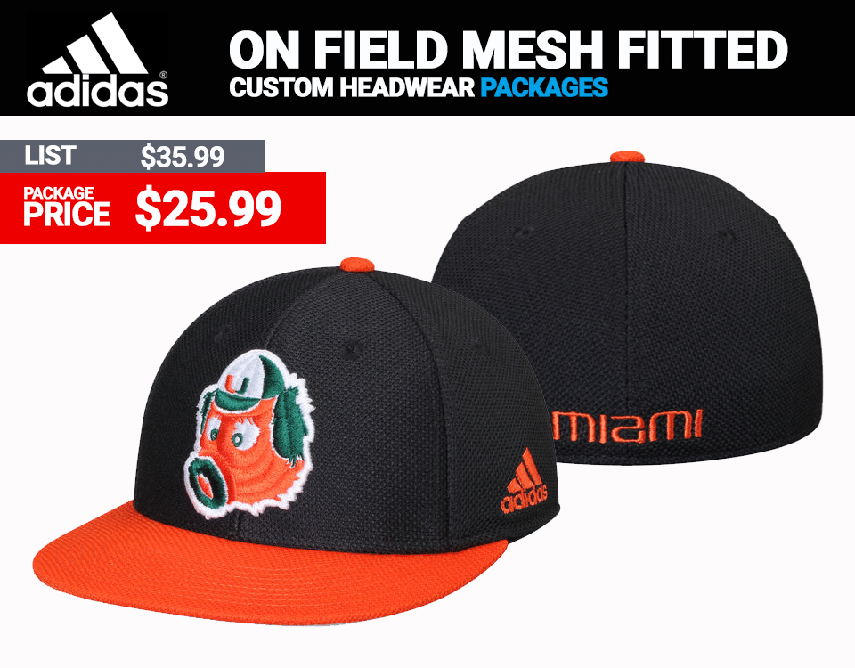 Adidas On Field Mesh Fitted Baseball Cap