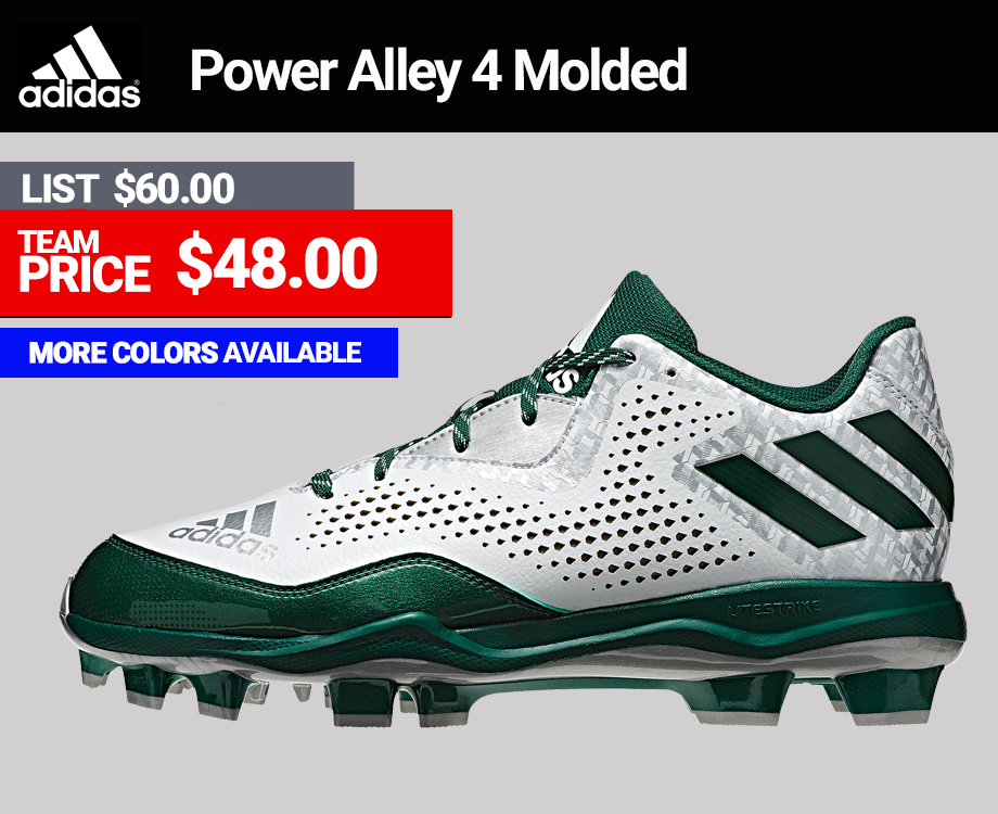 Adidas Poweralley 4 Baseball Cleats