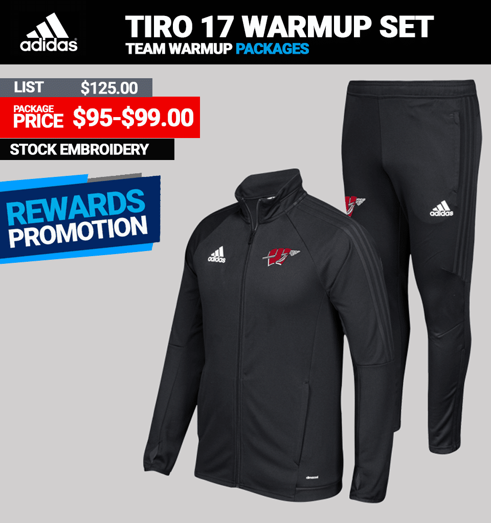 Adidas Tiro 17 Mens Warmup Package