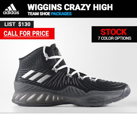 Adidas Crazy Explosive Wiggins Basketball Shoe