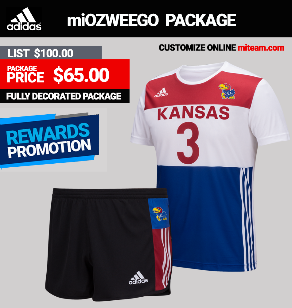 Adidas Mens miOZWEEGO Track Uniform Package