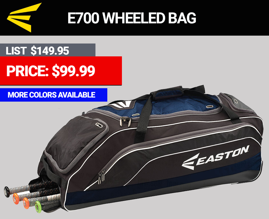 Easton E700 Wheeled Bag