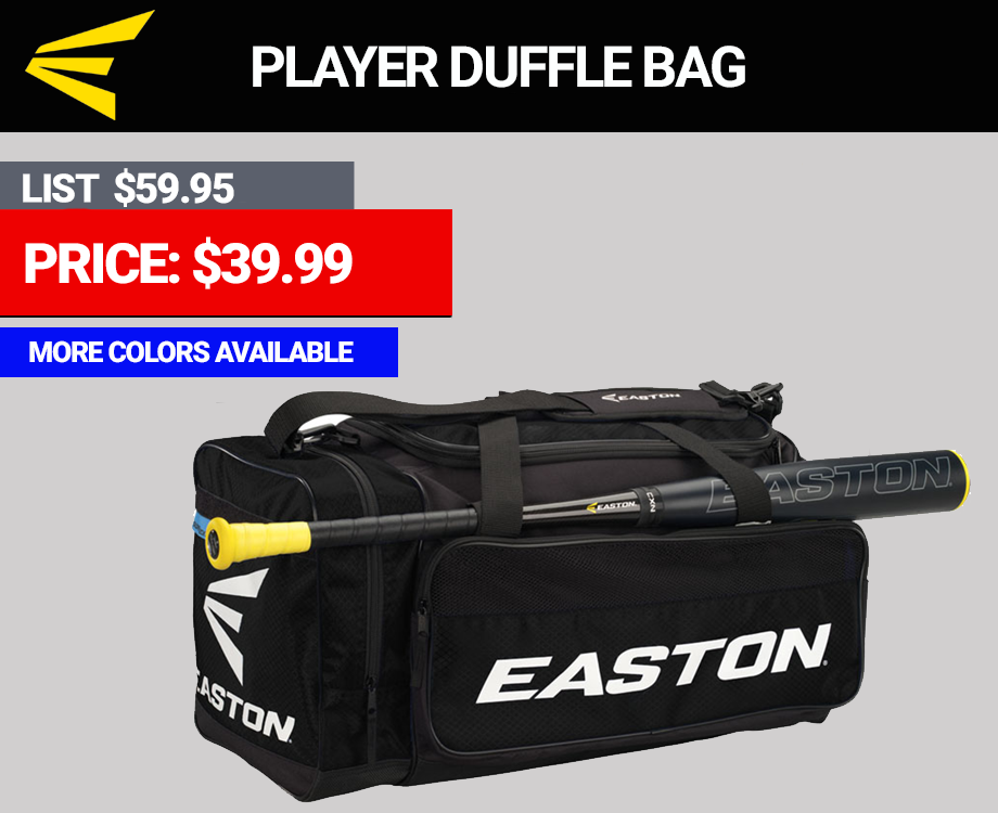 Easton Player Duffle Bag