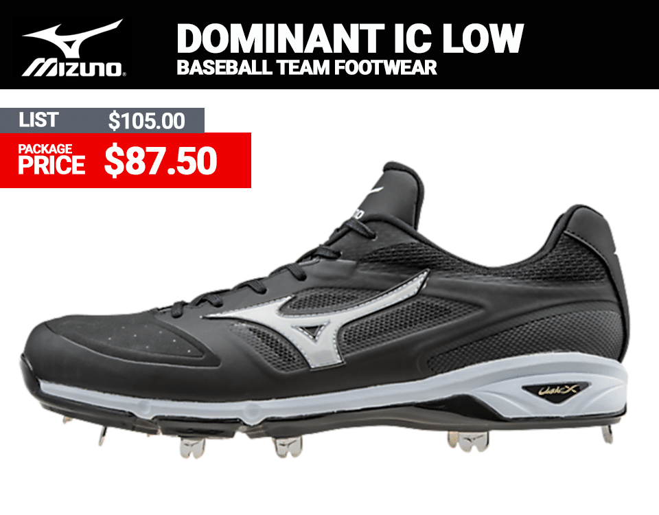 Mizuno Dominant IC Baseball Cleats