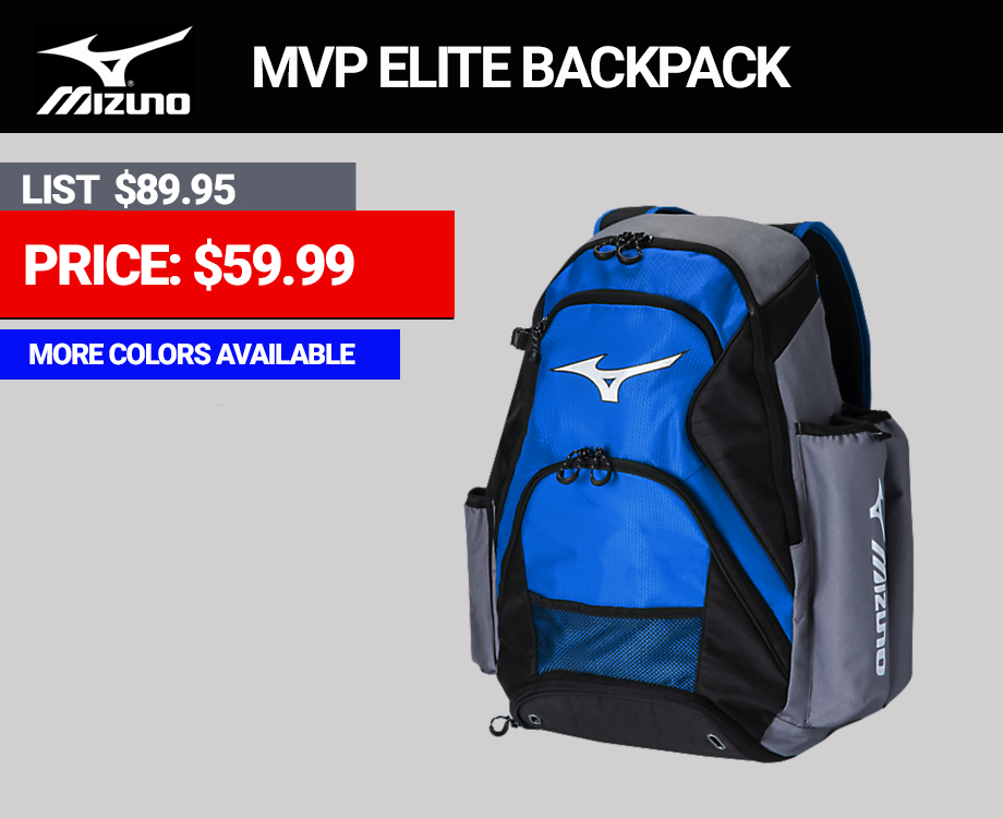 Mizuno MVP Elite Players Backpack