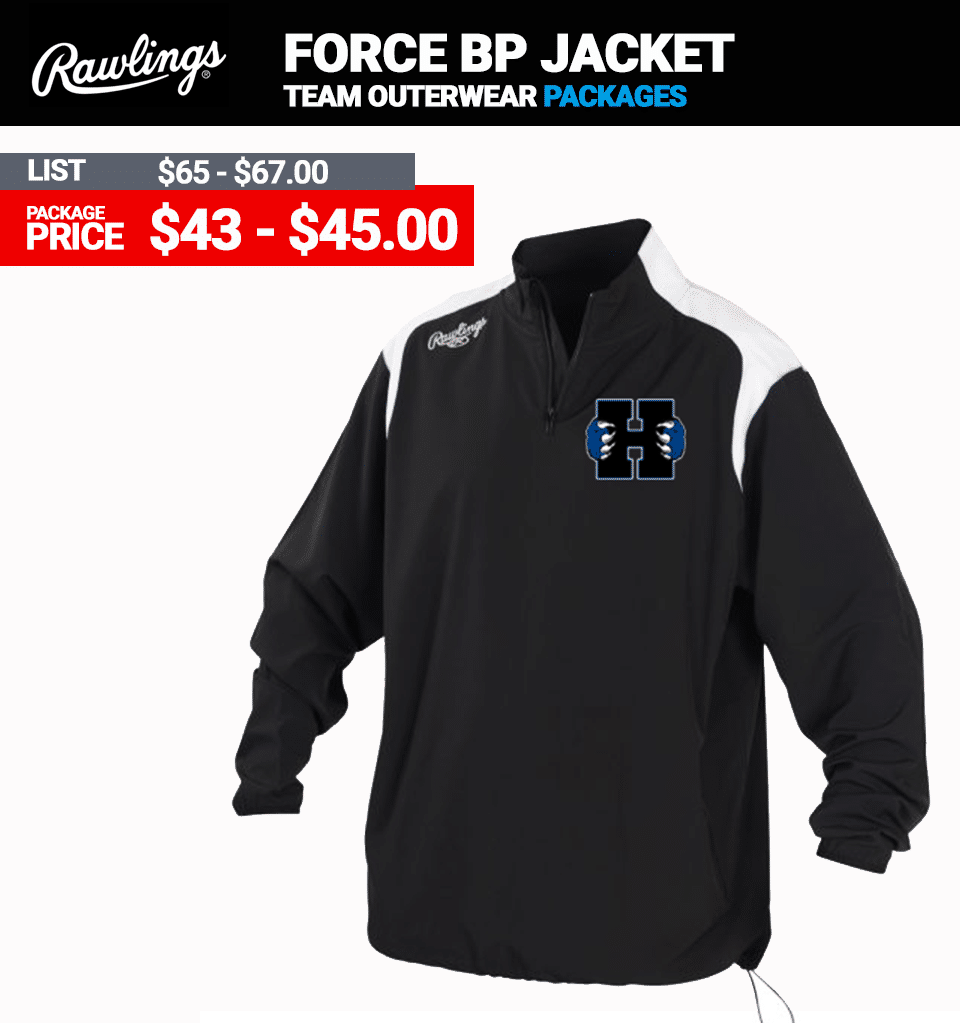 Rawlings Force Batting Jacket