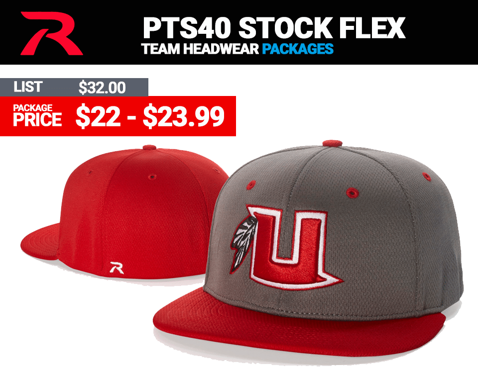 Richardson PTS40S Stock Baseball Cap