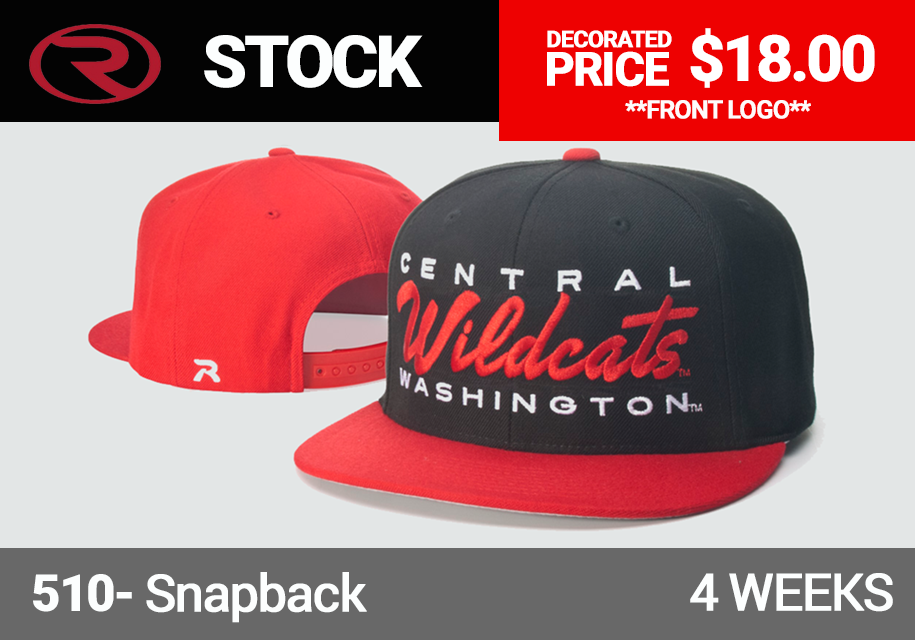 Richardson 510 Snapback Team Cap