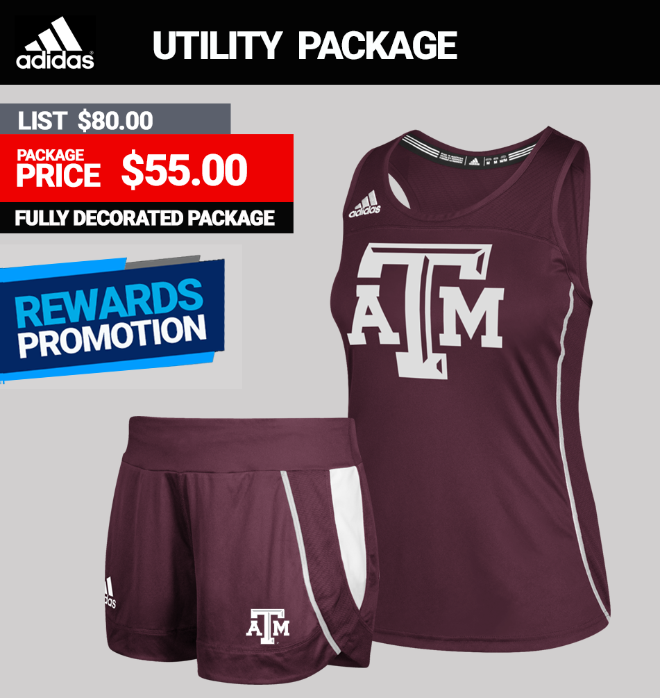 ddfc6711e191 Adidas Utility Track Jersey Package
