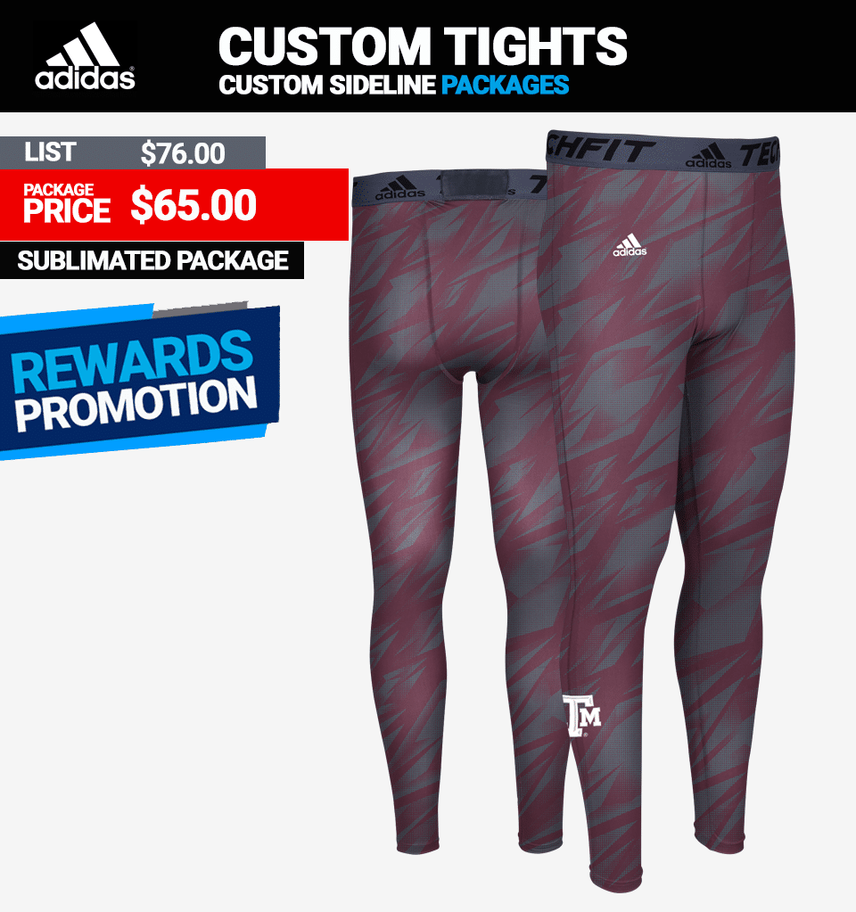 Adidas Custom Tights - Link