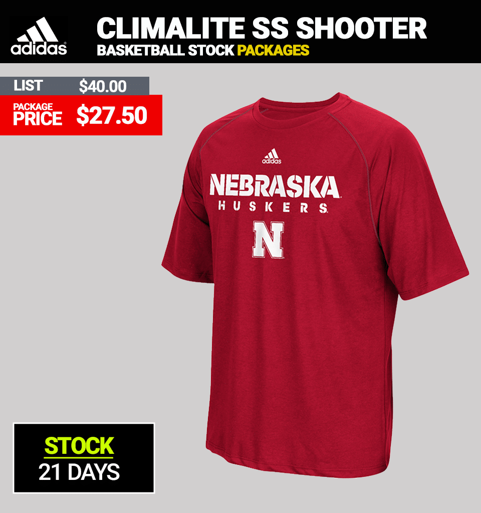 Adidas Commander Shooters Shooter Shirt