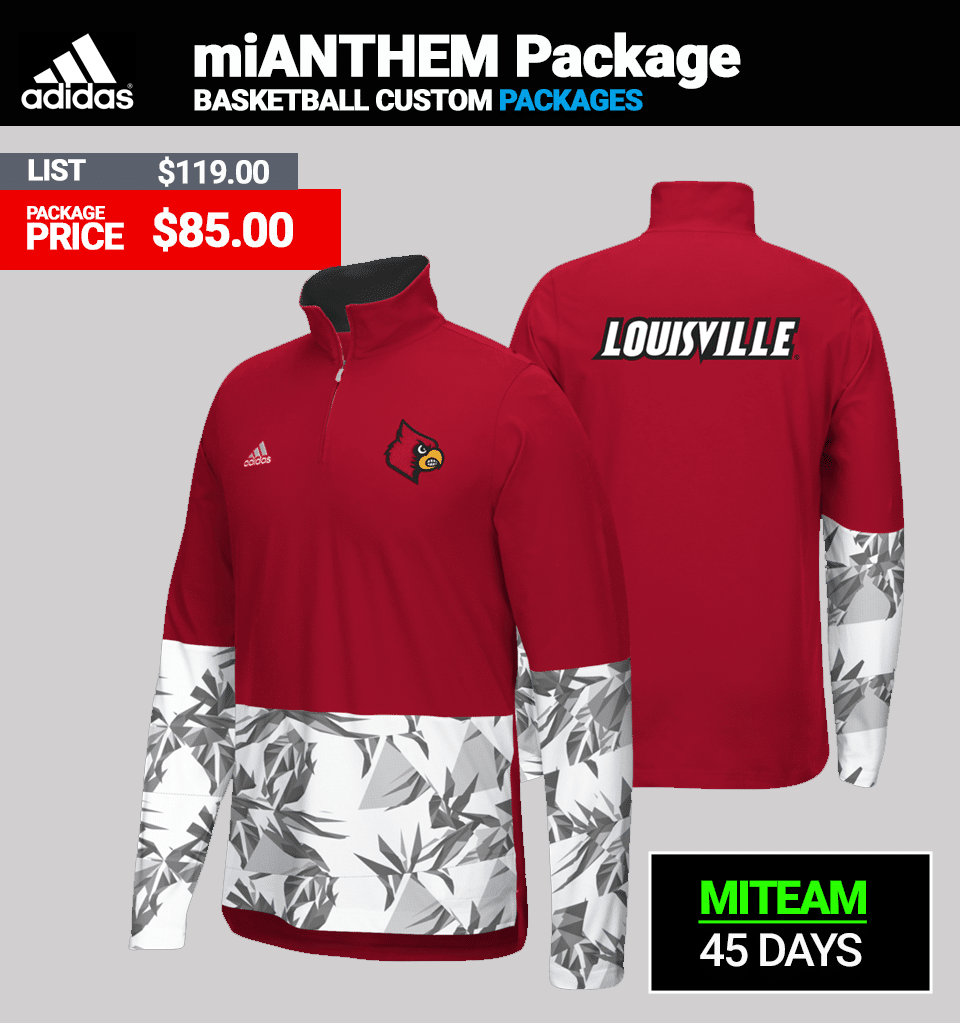 Adidas MiAnthem Long Shooter Shirt