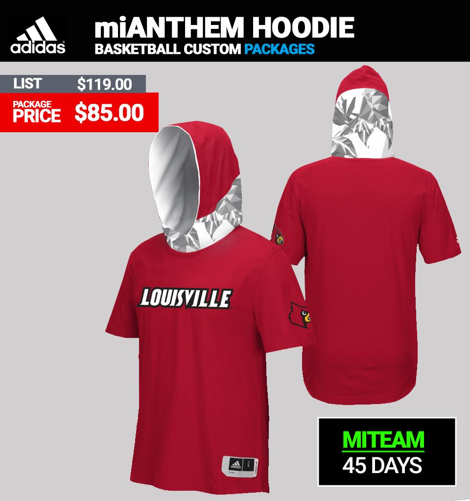 Adidas miAnthem Shooter Hoodie