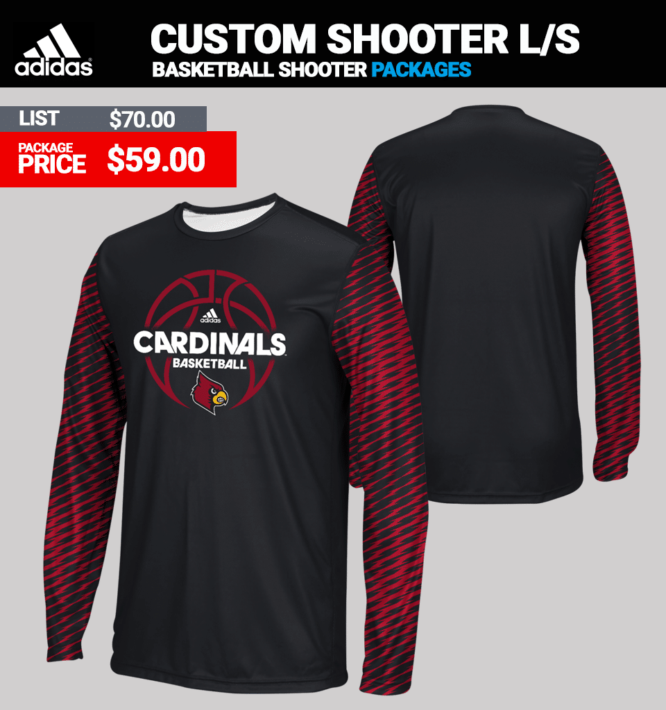 Adidas Commander Shooters Shooter Shirt