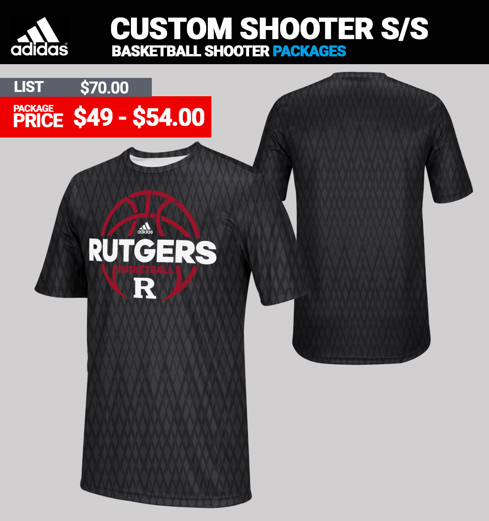 Adidas Climalite Basketball Shooters Top