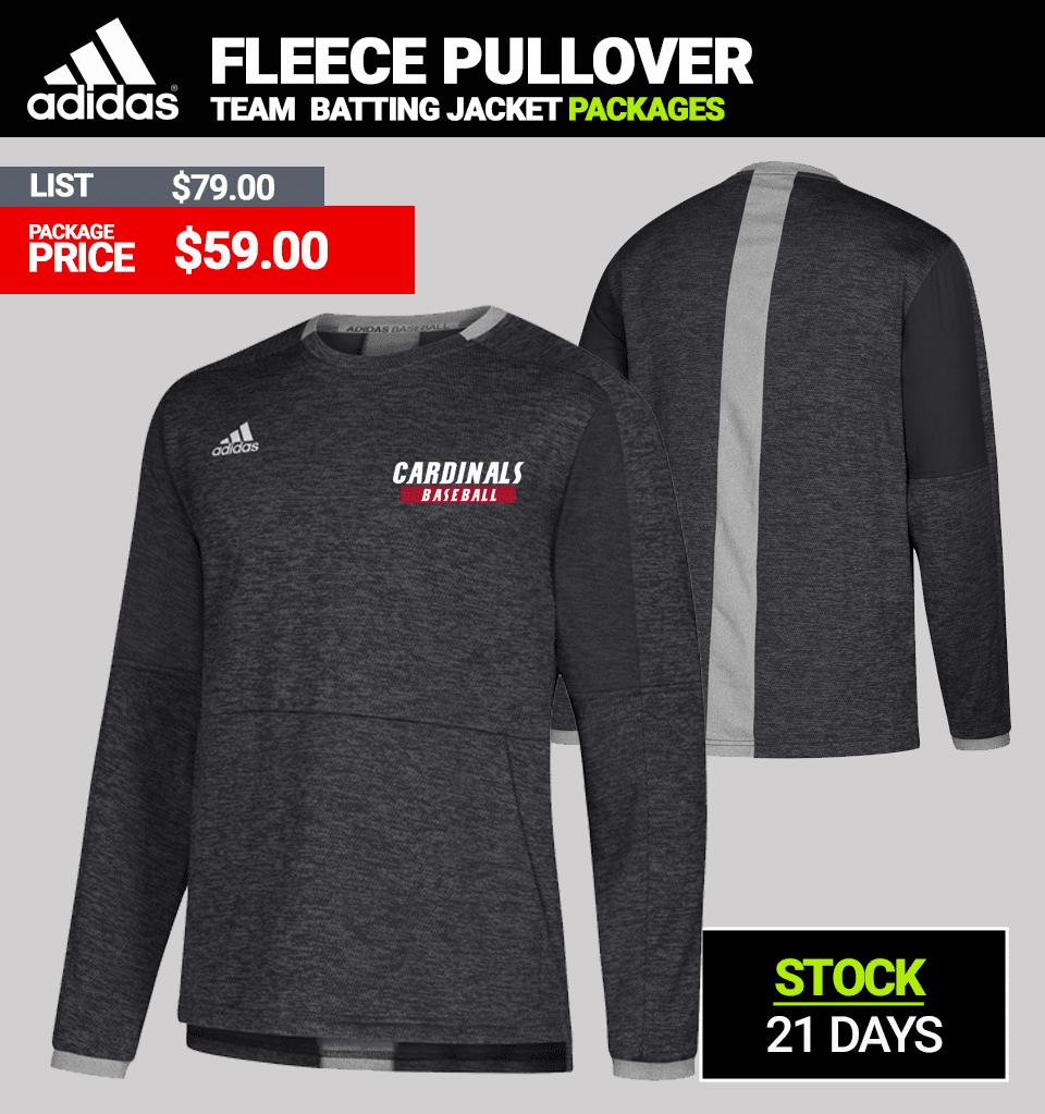 Adidas Dugout Fleece Pullover