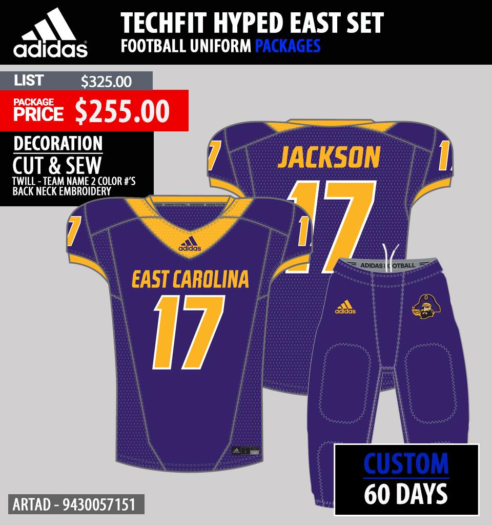 Rawlings Full Custom Football Uniform Package - Custom Jersey and Custom Pant