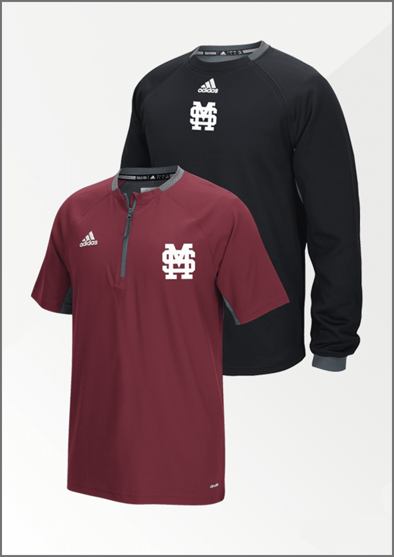 Mens Baseball Outerwear Packages