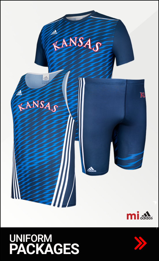 Adidas Men's Track Uniform Packages
