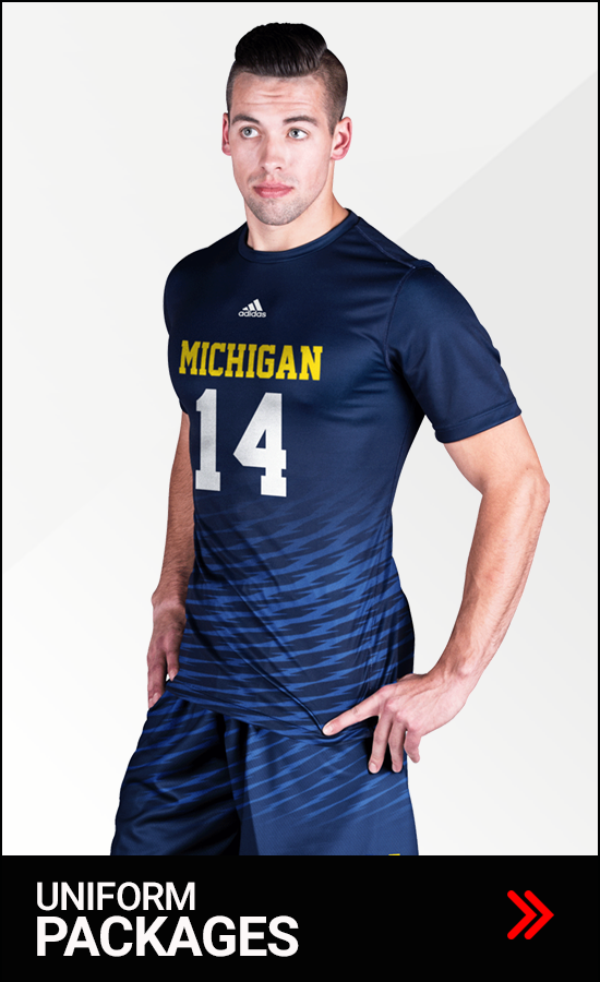 Adidas Men's Soccer Uniform Packages