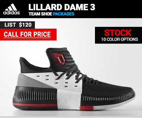 Adidas Lillard 3 Basketball Shoes
