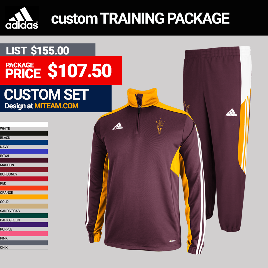 Adidas Custom TEAM 14 Mens Training Package