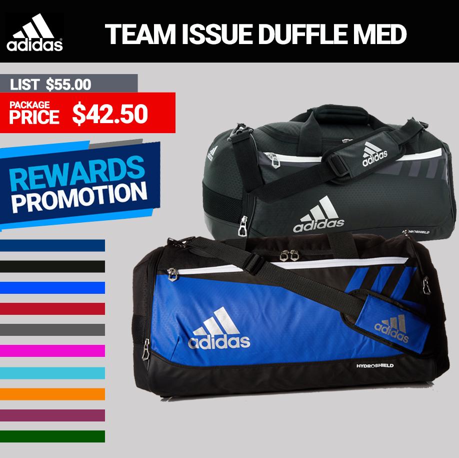 Adidas Team Issue Medium Duffle Bag
