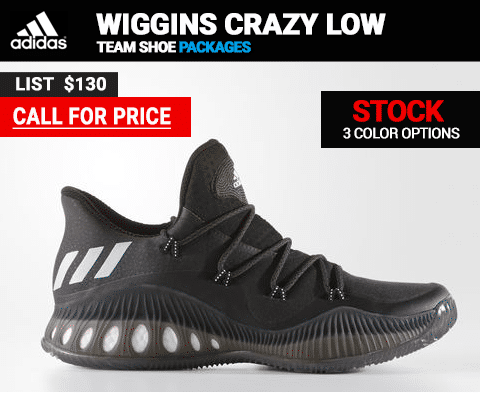 Adidas Wiggins Low Basketball Shoes