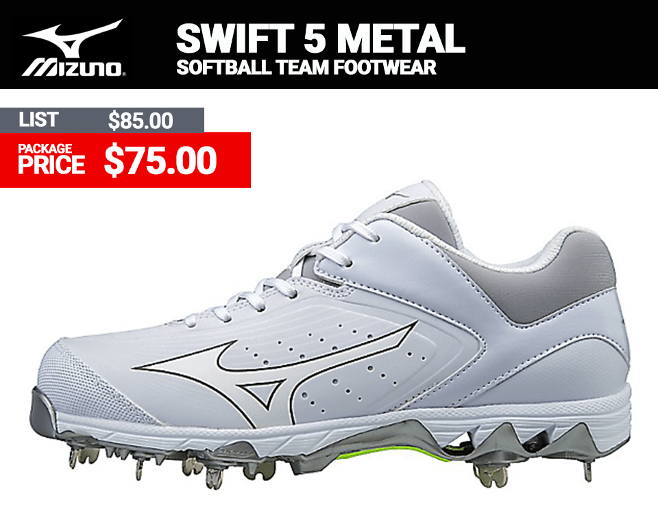 Mizuno Swift 5 Cleats