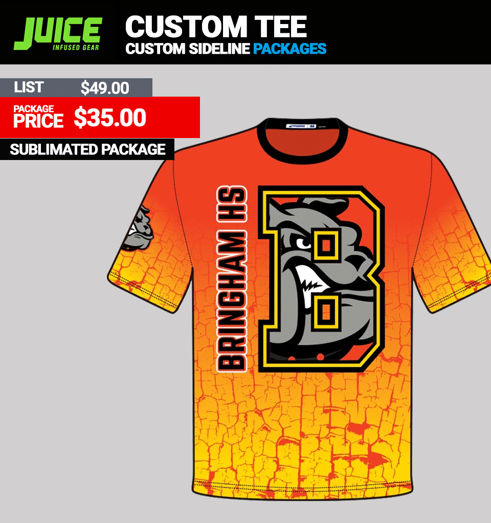 Juice Custom Short Sleeve Top