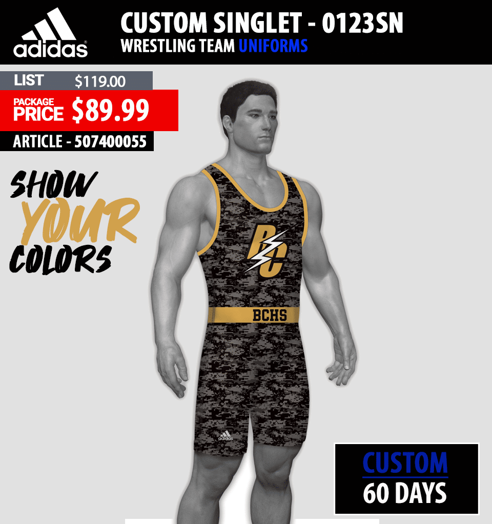 Adidas Custom Bulldogs Mens Pro Basketball Jersey Package