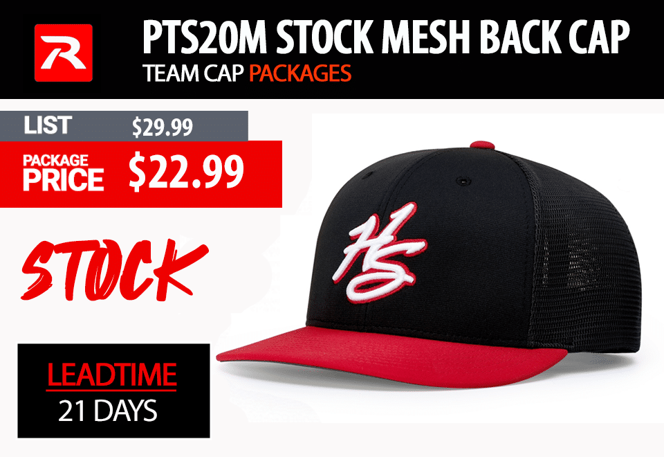 Richardson PTS20 Adult Baseball Cap