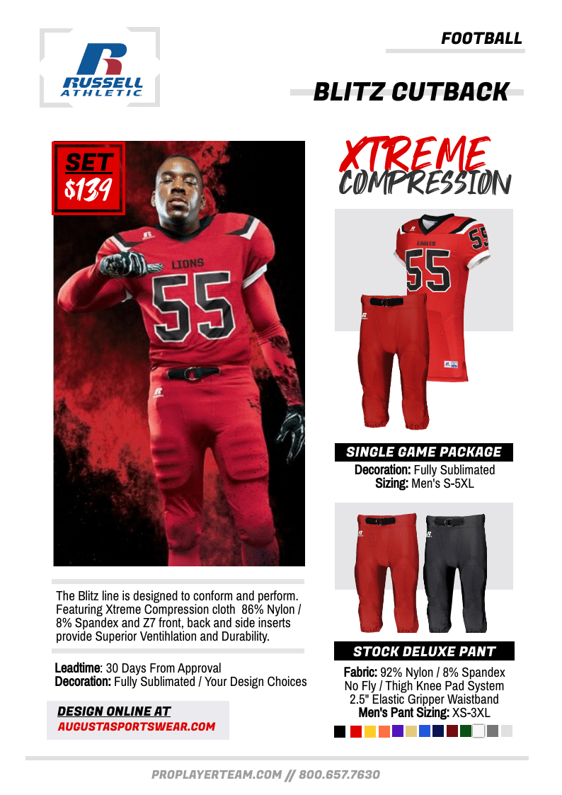 Football Uniform Packages Custom Jerseys Uniforms Create Your Own