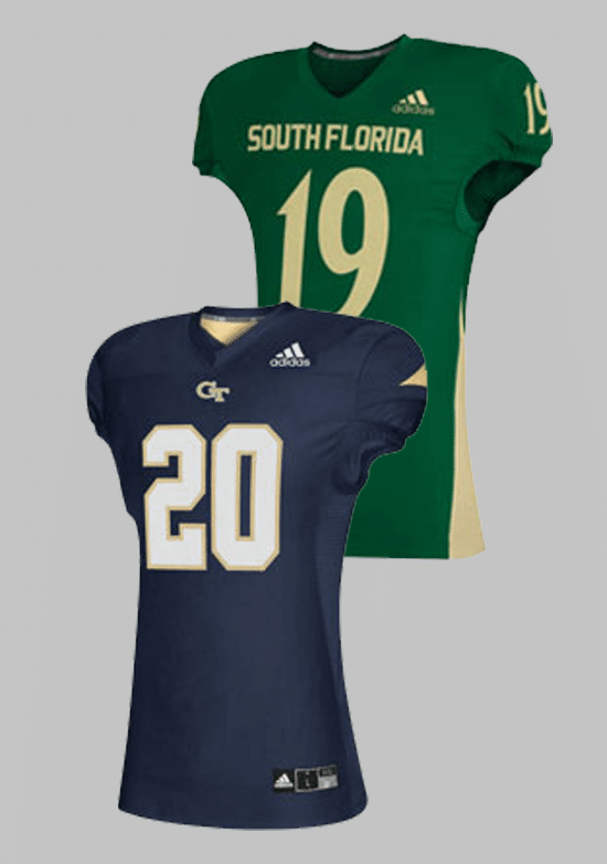 Adidas Men's Football Uniform Packages